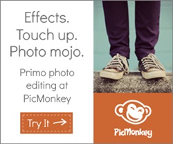 Pic Monkey Photo Program