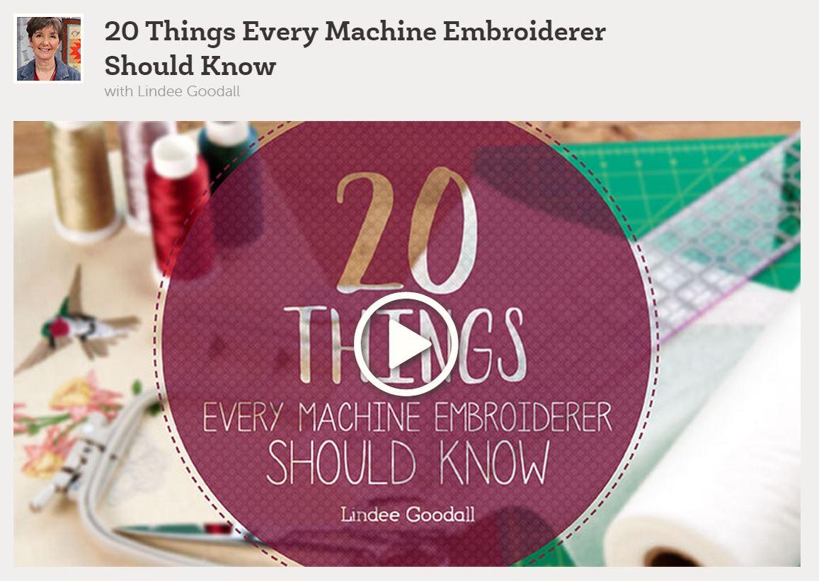 20 things class