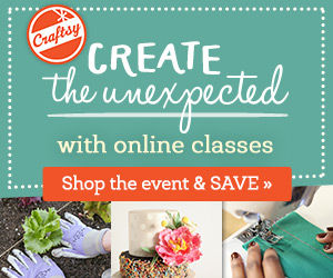 craftsy sale banner
