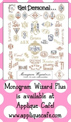 Monogram Wizard Plus